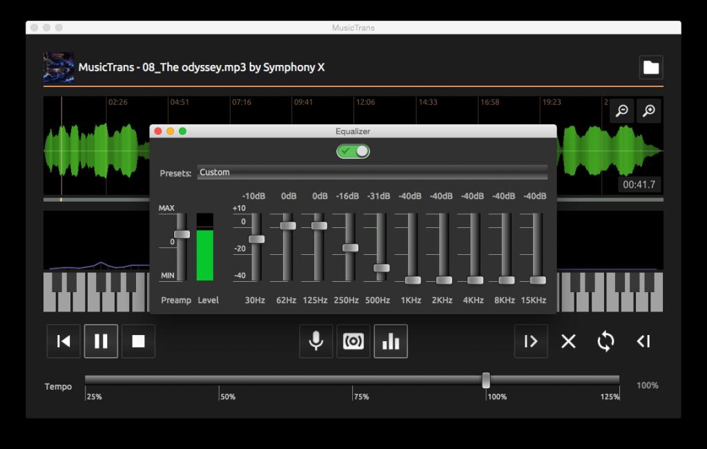 MusicTrans 1.0.4